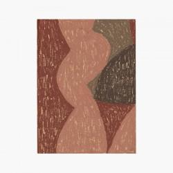 MINI MOSAI . Terracotta . III