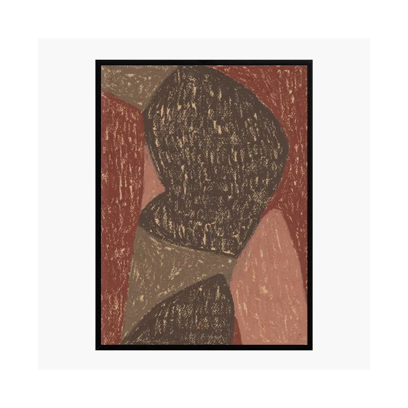MINI MOSAI . Terracotta . II
